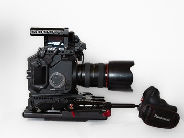 Rentals: EVA1 - Zacuto & SmallRig Handheld Rig & Follow Focus