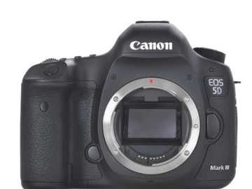 Rentals: Canon 5D Body Only