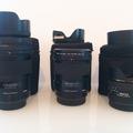 Rentals: SIGMA Lens Kit - EF Mount