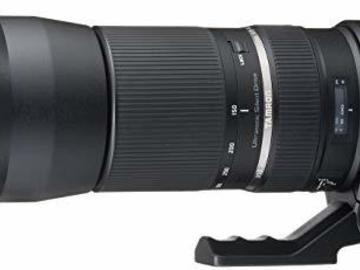 Rentals: Tamron SP 150-600 mm F5-6.3 Di VC USD G2 für Canon