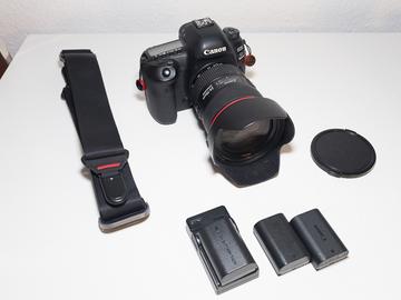 Rentals: Canon 5d MkIV - 24-70mm f/2.8 L II USM - Bundle