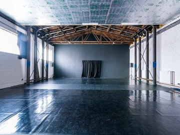 Studio/Spaces: Large Studio Space in East Berlin