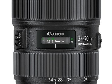 Rentals: 24-70mm 2.8f Canon L-Series