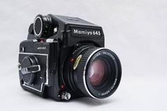 Vermieten: Mamiya 645 (Analogue Medium Format)