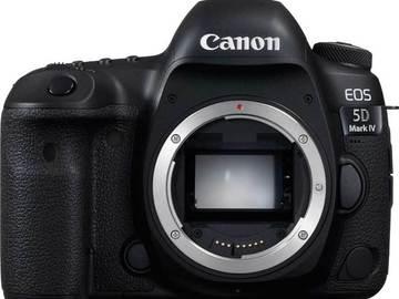 Rentals: Canon EOS 5D Mark III