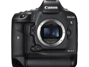 Rentals: Canon EOS-1D X Mark II