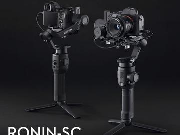 Rentals: DJI Ronin SC Pro Combo