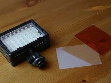 Rentals: Litepanels LP-Micro LED light