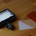 Rentals: Litepanels LP-Micro LED light