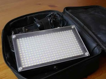Rentals: Fotodiox SP LED 312 Bi-Color Video Headlight