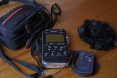 Rentals: Sony PCM-M10 portable audio recorder
