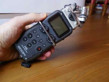 Rentals: Zoom H5 audio recorder