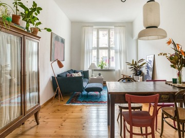 Rentals: Eclectic home with lovely details