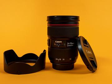 Rentals: Canon 24-70mm f/2.8L II USM