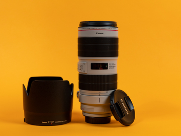 Rentals: Canon 70-200mm f/2.8L IS III USM