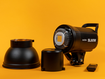Vermieten: Godox SL-60W LED light