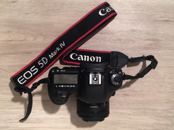 Rentals: Canon 5D Mark IV incl. 50 mm f/1.8