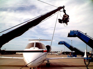 Rentals: Stanton Camera Crane - incl One Man Operator