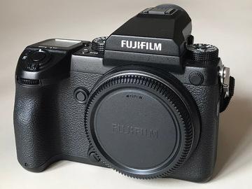 Rentals: Fujifilm GFX 50s