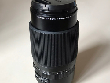 Rentals: Fujifilm Fujinon GF 120mm 1:4