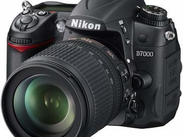 Rentals: Nikon  D7000