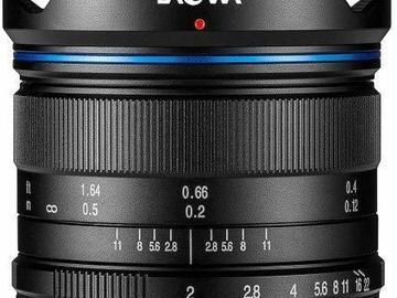 Rentals: Laowa 7.5 mm f/2 Ultra Wide Lens MFT