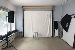 Rentals: Small Studio fo Photo, Video, Casting, Fitting, etc.