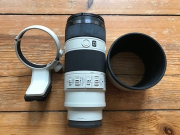 Vermieten: Perfect Zoom lens for Sony FE cameras – Sony FE 70-200 f/4 OSS