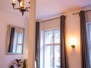 Rentals: Heartbeat Altbau Mitte w 4m high ceilings