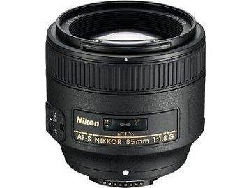 Rentals: Nikon Nikkor AF-S 85mm F/1,8