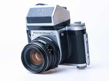 Rentals: Pentacon SIX TL with 80 mm / 2.8 Biometar lens