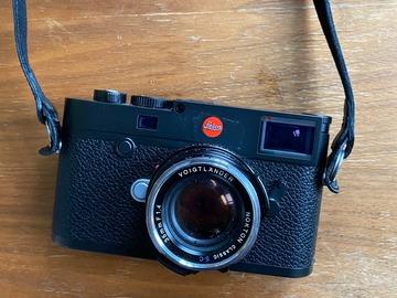 Vermieten: LEICA M10 + Voigtländer 35mm 1.4 // Kit