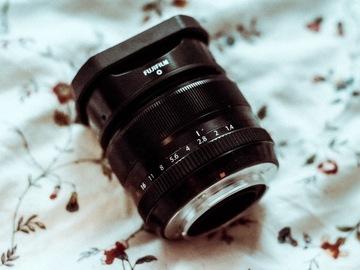 Rentals: Fujifilm Fujinon AF 35mm lens F:1.4