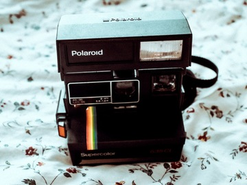 Rentals: Polaroid supercolor 635 CL