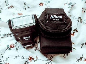 Rentals: Nikon SB-400 flash
