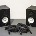 Rentals: 2 X Yamaha HS 5 - Active 2-Way Nearfield Monitor