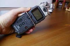 Rentals: Zoom H5 audio recorder