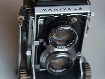 Rentals: Mamiya C3 professional