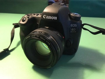 Rentals: Canon 6D II mit Objektiv