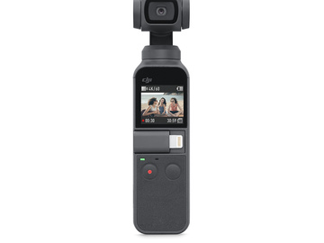 Rentals: DJI Osmo Pocket with wifi and pan-tilt module