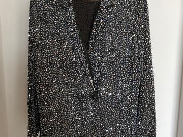 Rentals: Sequin blazer