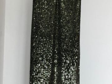 Rentals: Green sequin dress