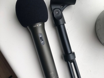 Rentals: Samson Q2U Solo Recording Package