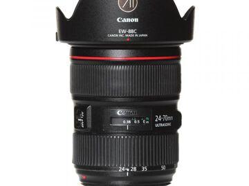 Rentals: Canon Lens EF 24-70mm 2,8 LII USM