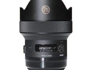 Rentals: Canon Lens Sigma Art 14mm 1,8 DG HSM