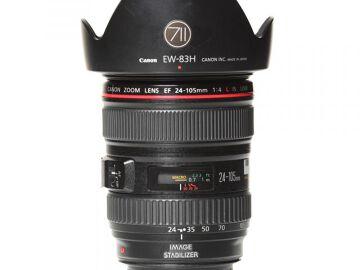 Rentals: Canon Lens EF 24-105mm 4,0 IS USM