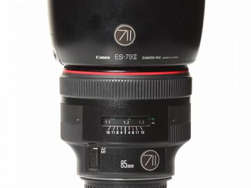 Rentals: Canon Lens EF 85mm 1,2 LII USM