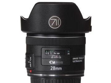 Rentals: Canon Lens EF 28mm 2,8 IS USM