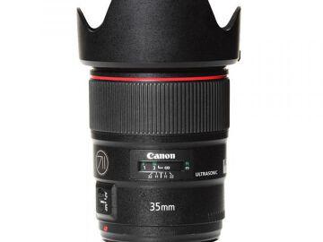 Rentals: Canon Lens EF 35mm 1,4 L II USM