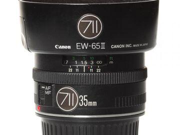 Rentals: Canon Lens EF 35mm 2,0